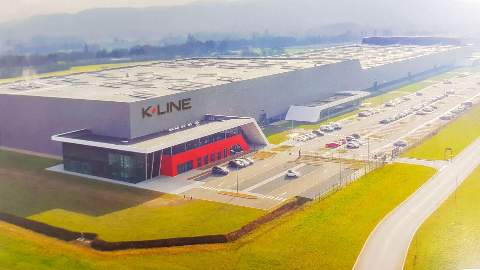 K-Line.new.factory.Lyon