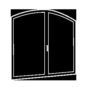 ventana-arqueada